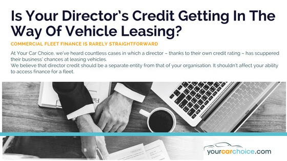 Is your directors credit history stopping your business leasing?